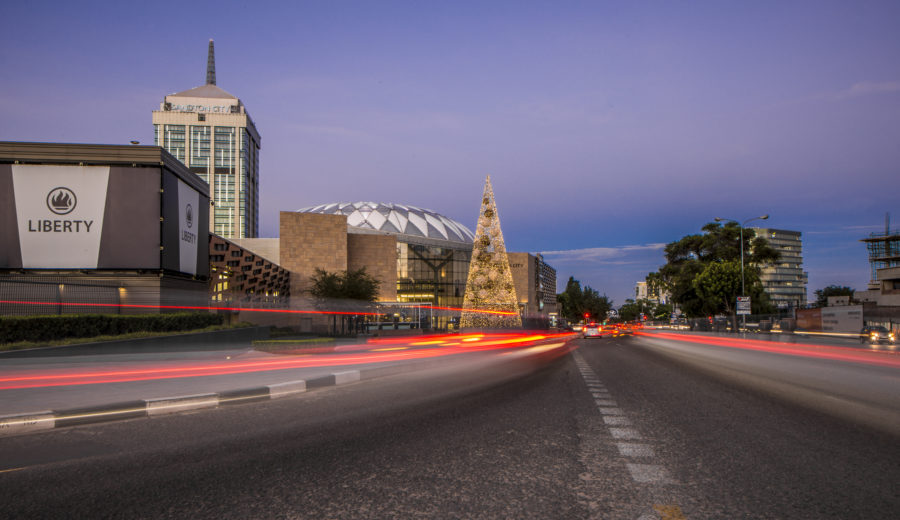 Better traffic signals in Sandton Central