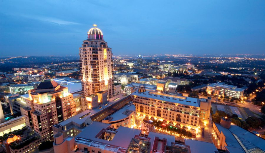 Sandton Central is the place to be