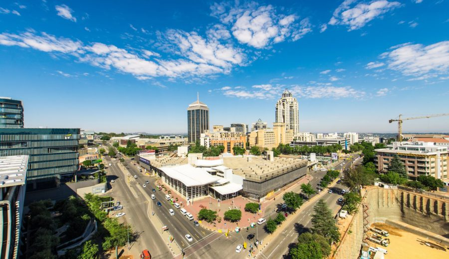 Sandton is still on the rise: current commercial property development
