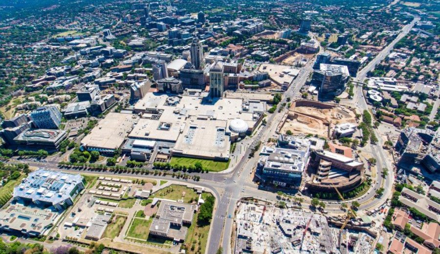 The history and legacy of Sandton Central