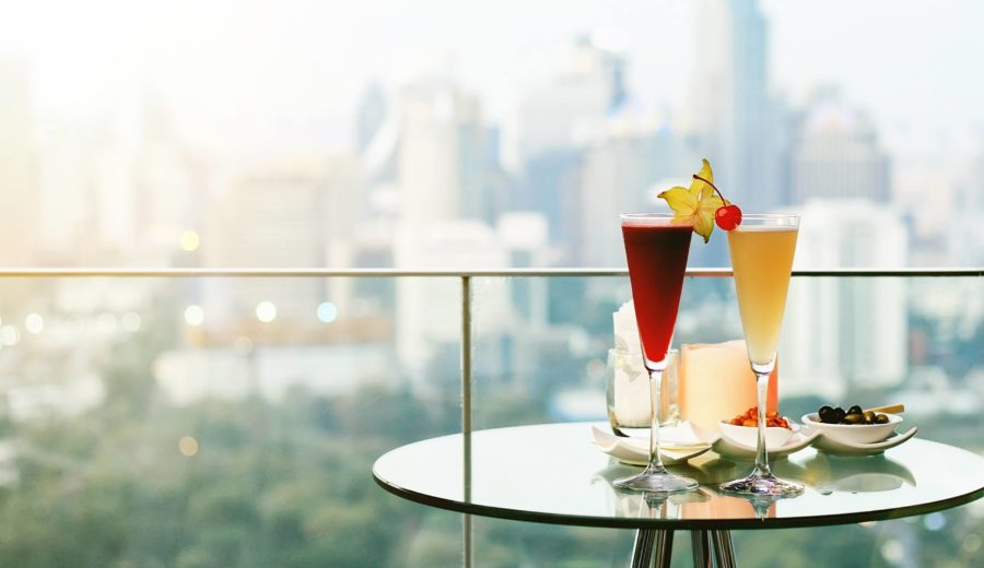Rooftop bars and divine cuisine in Sandton Central