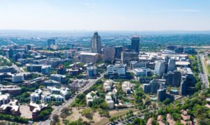 The History of Sandton