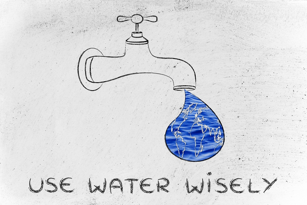 Water conservation concerns us all