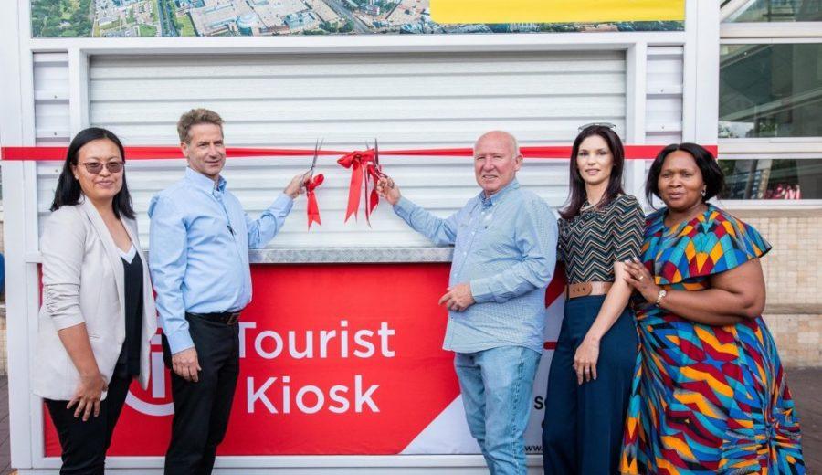 Sandton Central launches tourism services