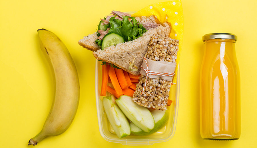 Forget the Bread and Make 2021 Back to School Lunches Fun!