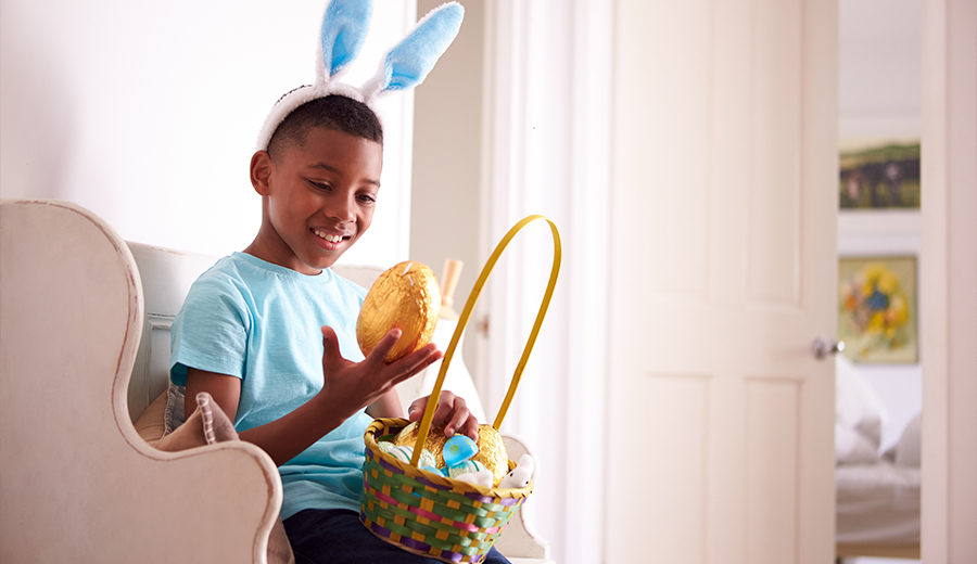 Wishing you a crackin' Easter in Sandton Central.