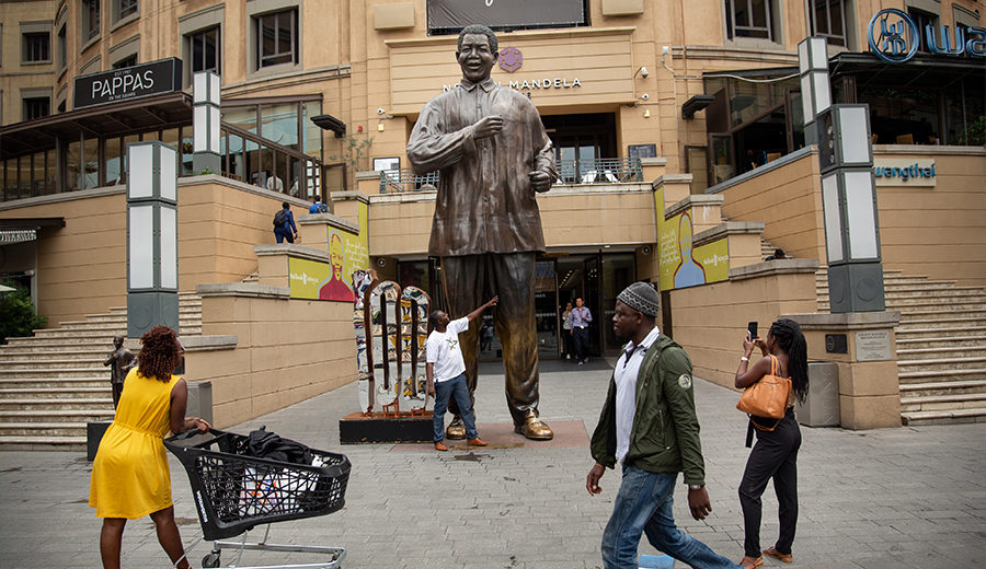 National Freedom Day: Nelson Mandela Square is Ready to be explored!