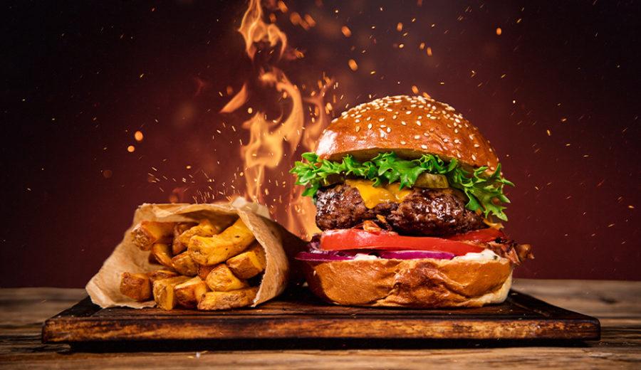 Burger Month – Grab It Both Hands!