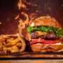 Burger Month – Grab It Both Hands!