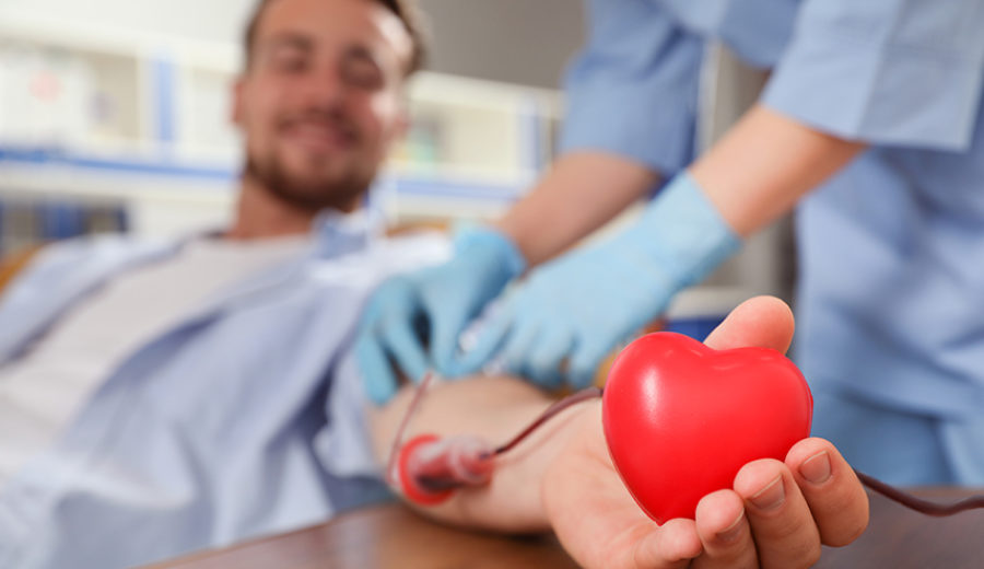 World Blood Donor Day: You're Somebody's Type…